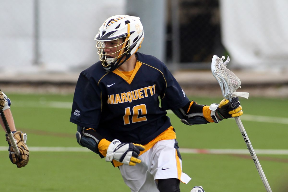 Conor Gately and Marquette's other 18 seniors are looking to keep their collegiate careers going as long as possible.