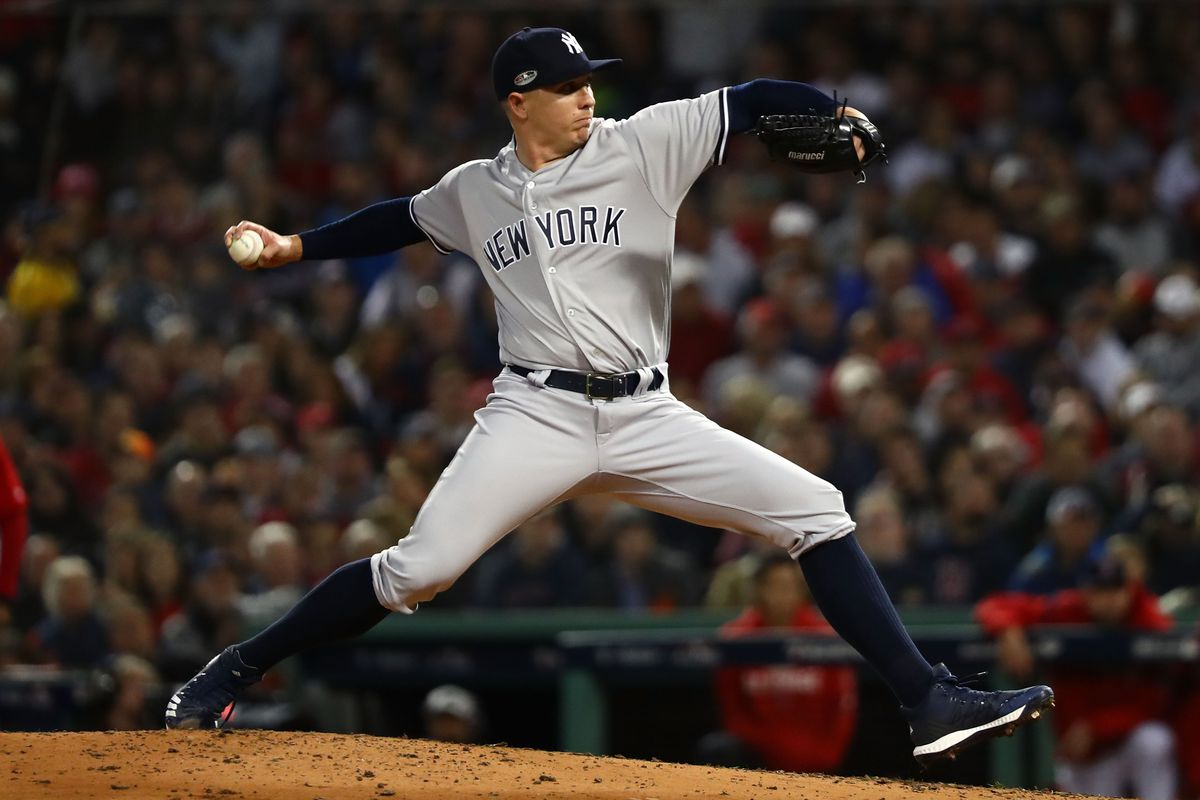 How Yankees reliever Chad Green can get out of this funk