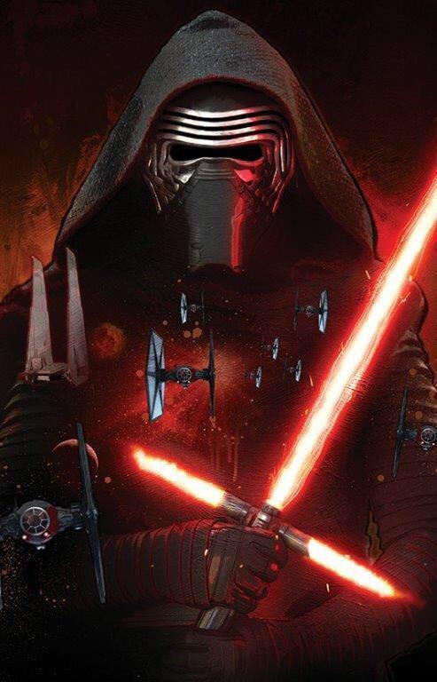 Star Wars: The Force Awakens poster/art 4 493