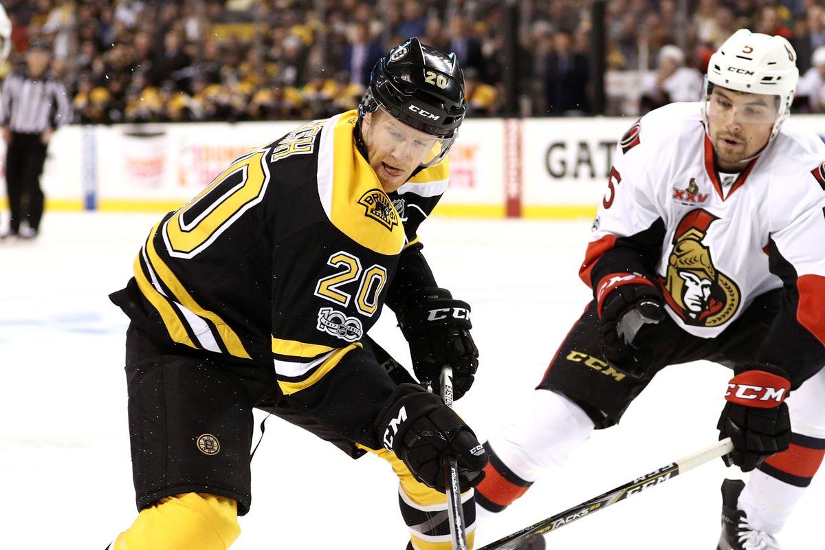 Ottawa Senators v Boston Bruins - Game Four