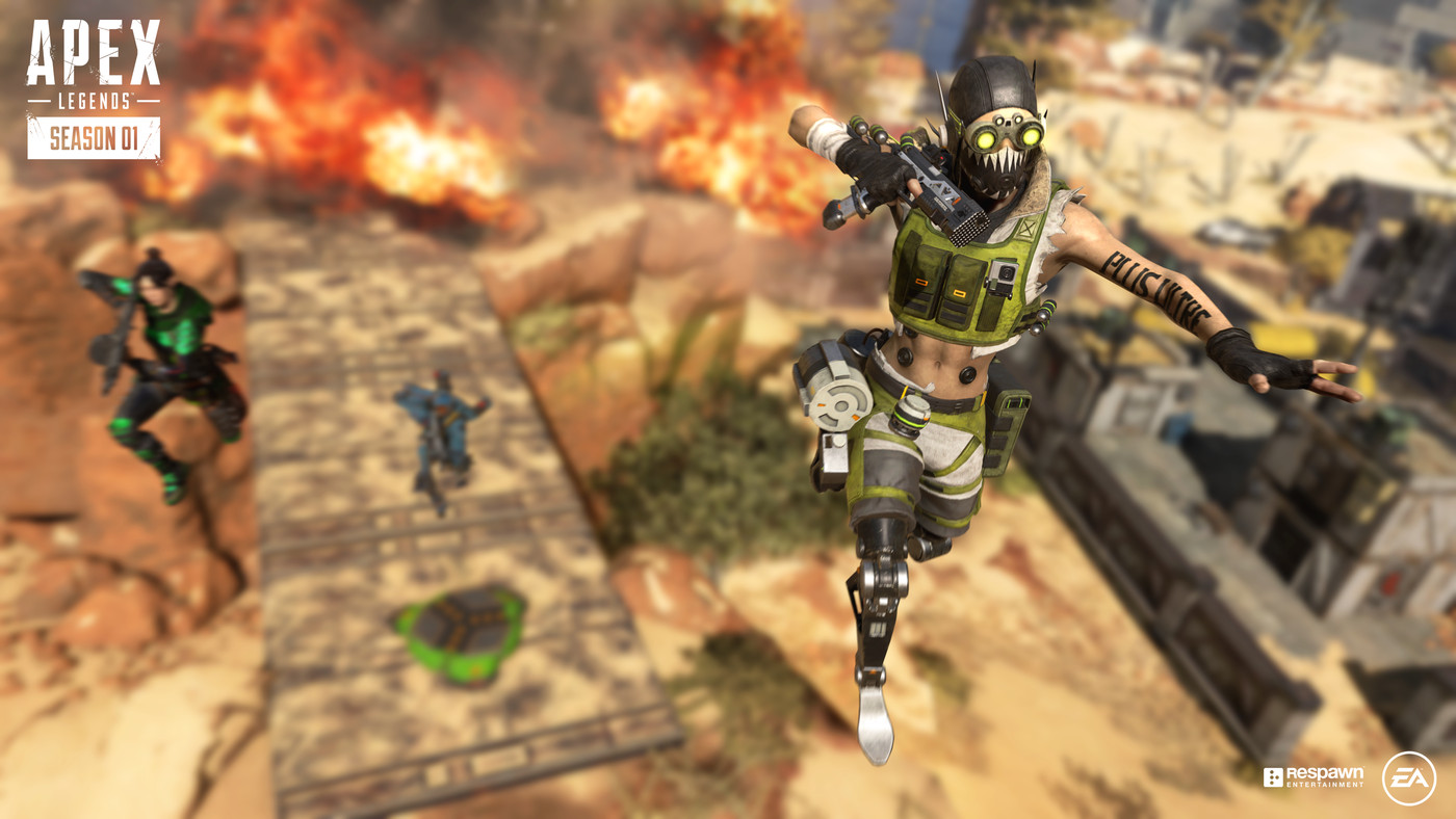 Apex Legends Review Two Months With Fortnite S Biggest