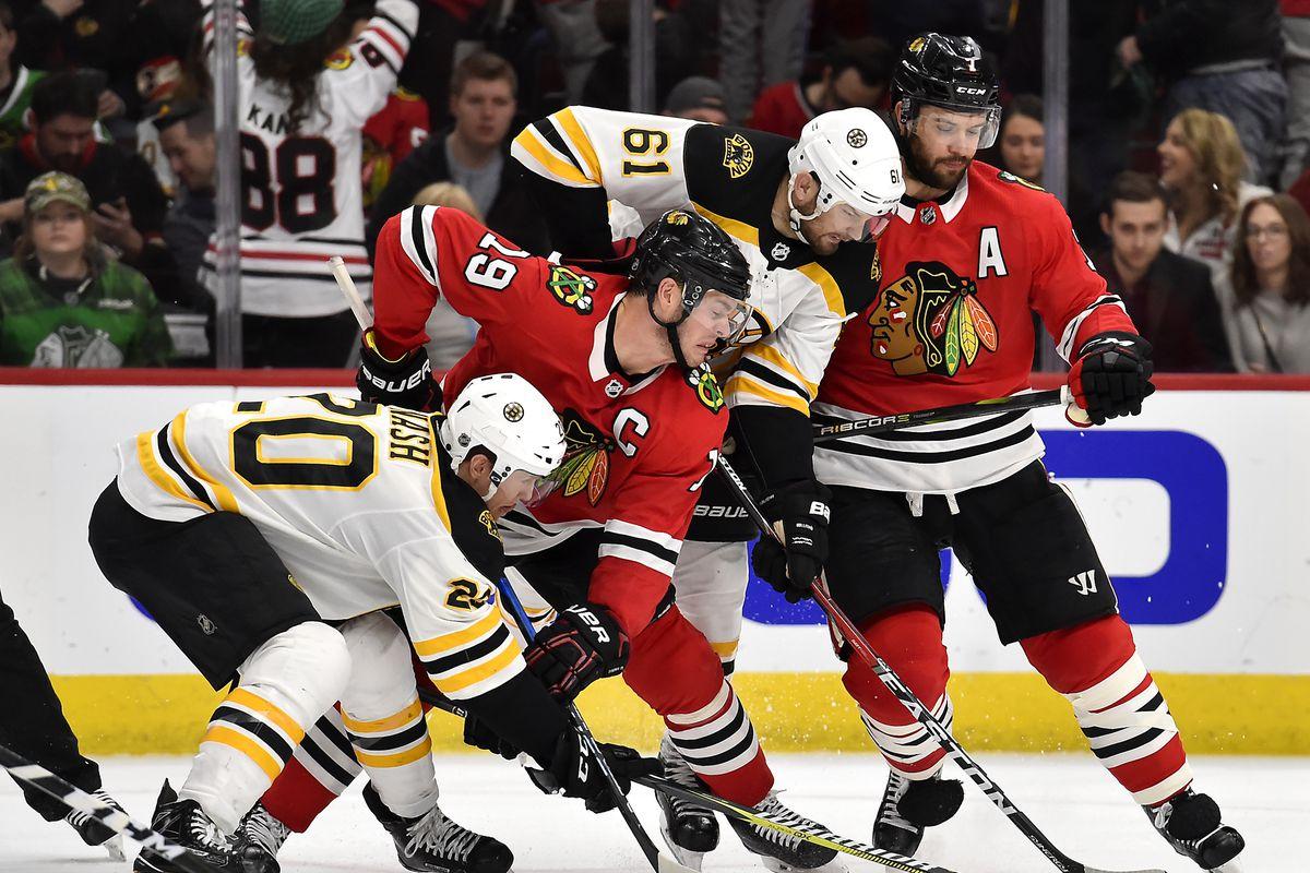 Blackhawks vs. Bruins preseason: Preview, how to watch, lineups