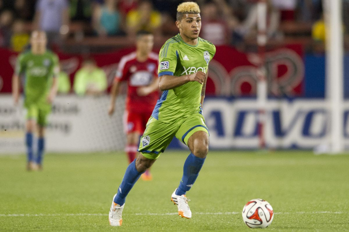 DeAndre Yedlin had a rough outing in Dallas, according to Sounder at Heart readers.
