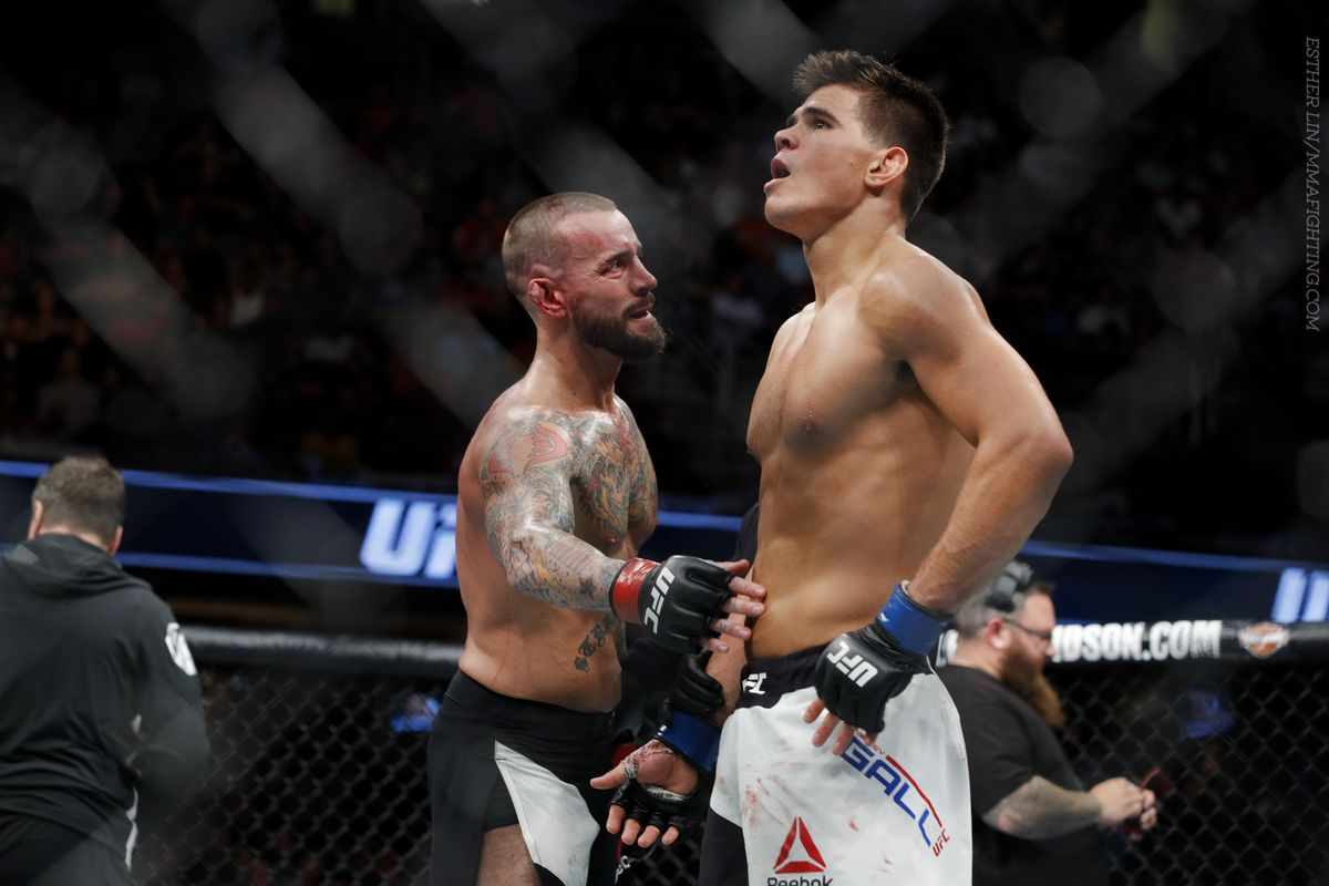 Mickey Gall says he do...