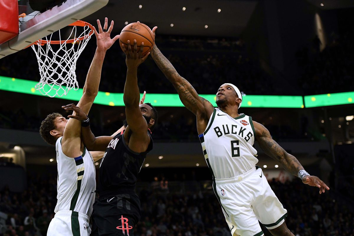 official photos 7f1eb 617ab How Important Is Eric Bledsoe to the Milwaukee Bucks' Title ...
