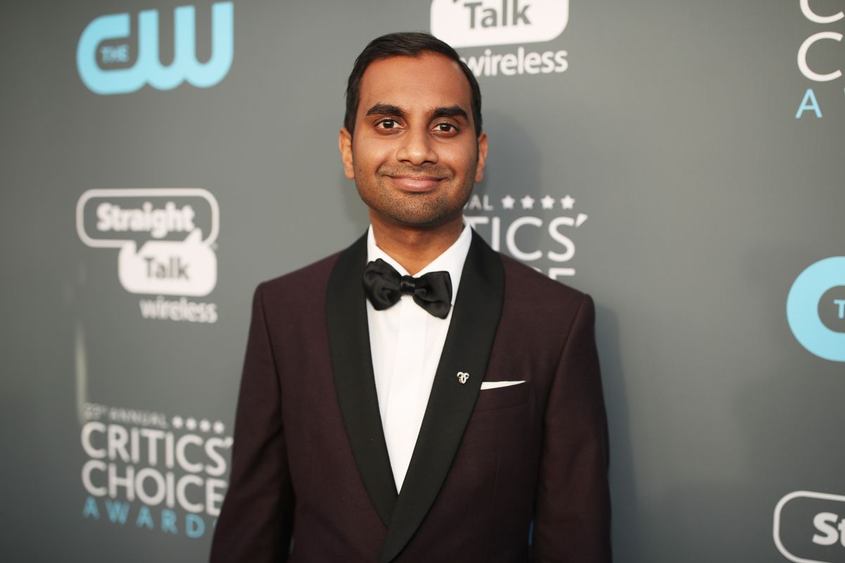 Image result for aziz ansari me too