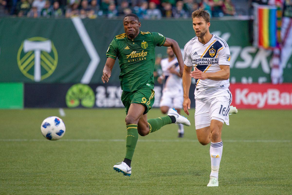 SOCCER: JUN 15 Open Cup - LA Galaxy at Portland Timbers