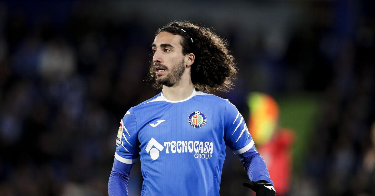 Barcelona considering bringing back Marc Cucurella from Getafe - report