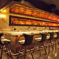 Lock & Key Does Craft Cocktails in Ktown. Photo by Elizabeth Daniels