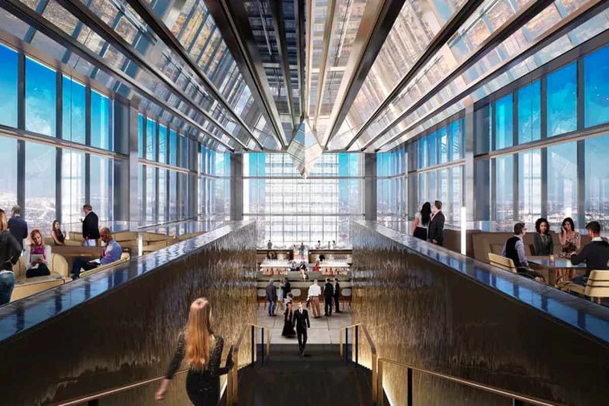 Comcast Technology tower's Four Seasons Hotel plans summer