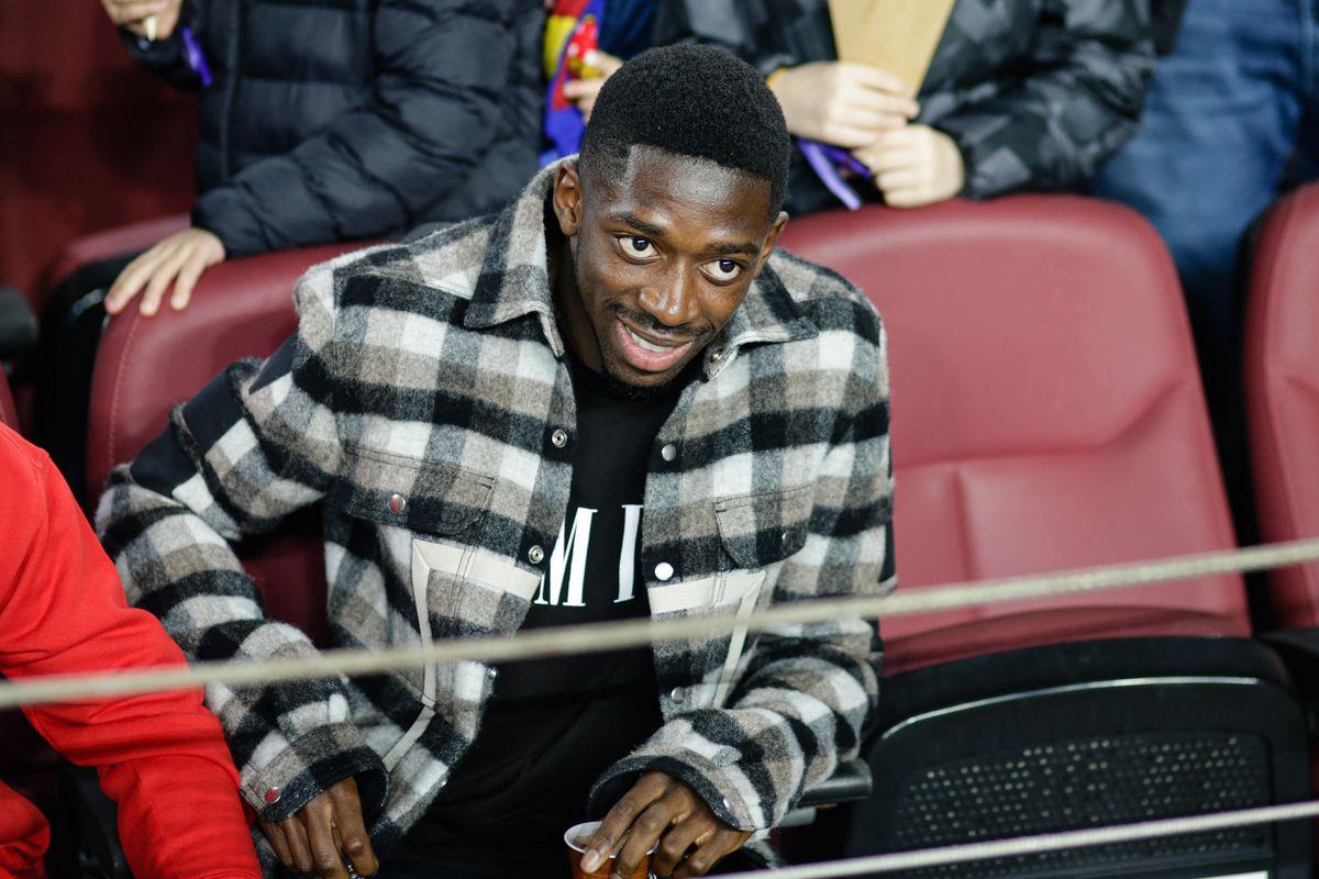 Ousmane Dembele- FC Barcelona