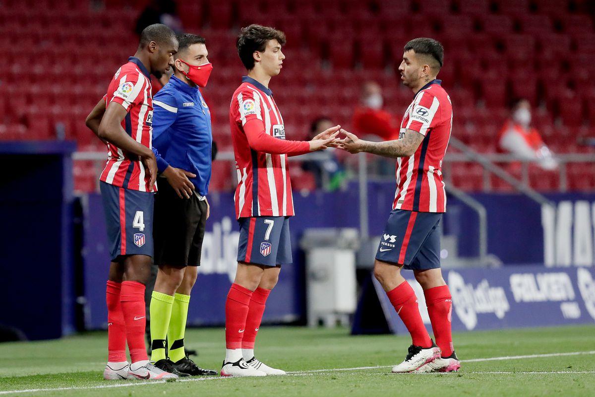 Atletico Madrid v Real Sociedad - La Liga Santander
