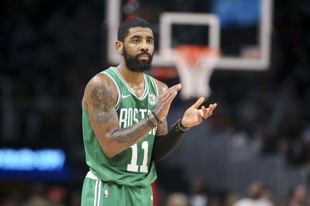 Boston Celtics guard Kyrie Irving named All-Star Starter - CelticsBlog 6dae98c1a