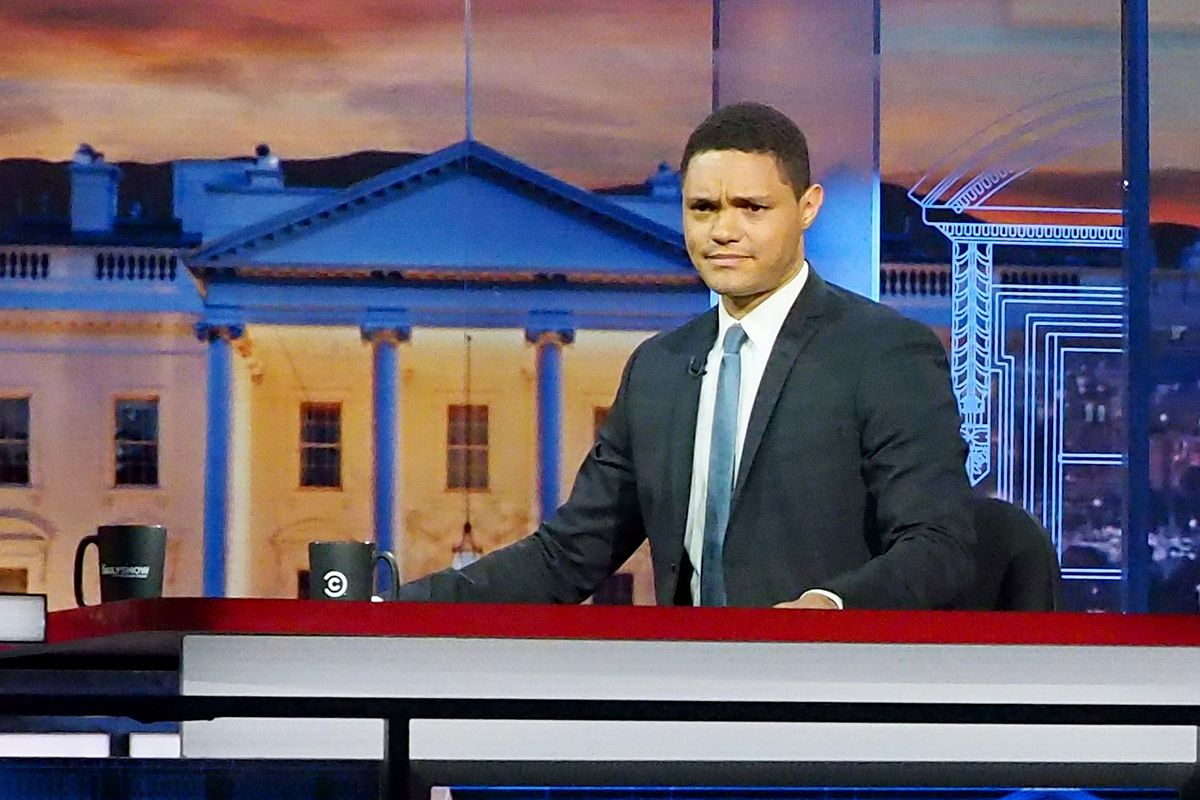 Comedy Central's 'The Daily Show with Trevor Noah'