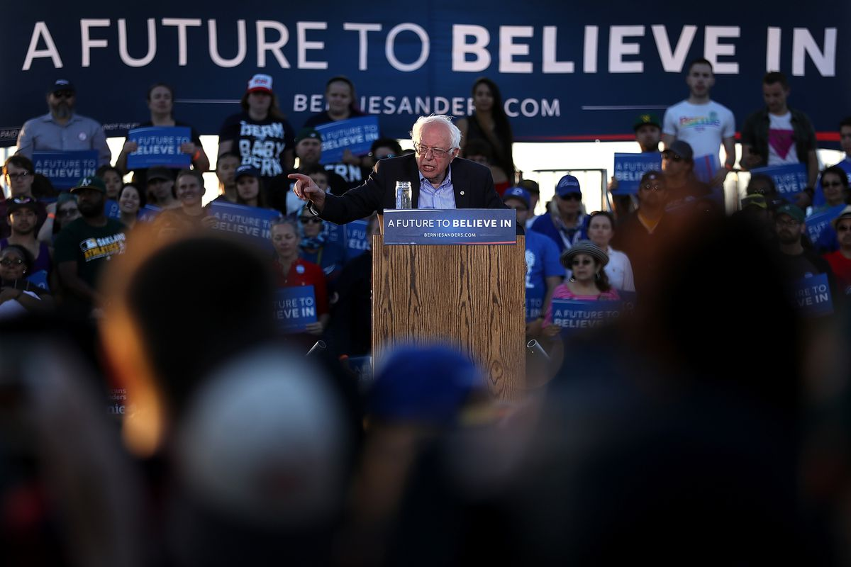 """A """"political revolution"""" to … change Nevada's rules for head counts at conventions?"""