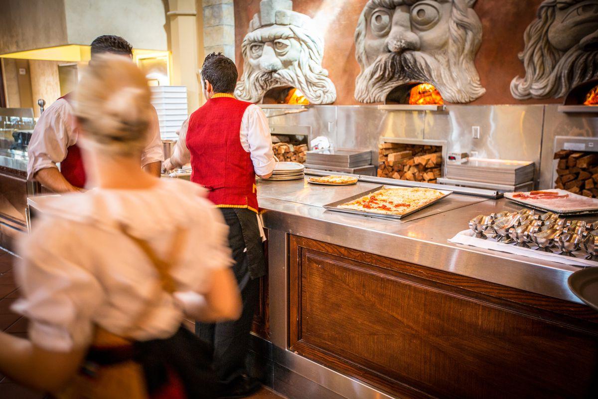 Italy ovens