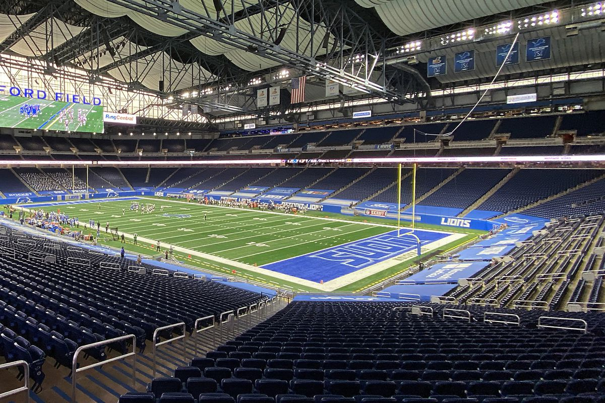 New England Patriots v Detroit Lions - NFL Football Game