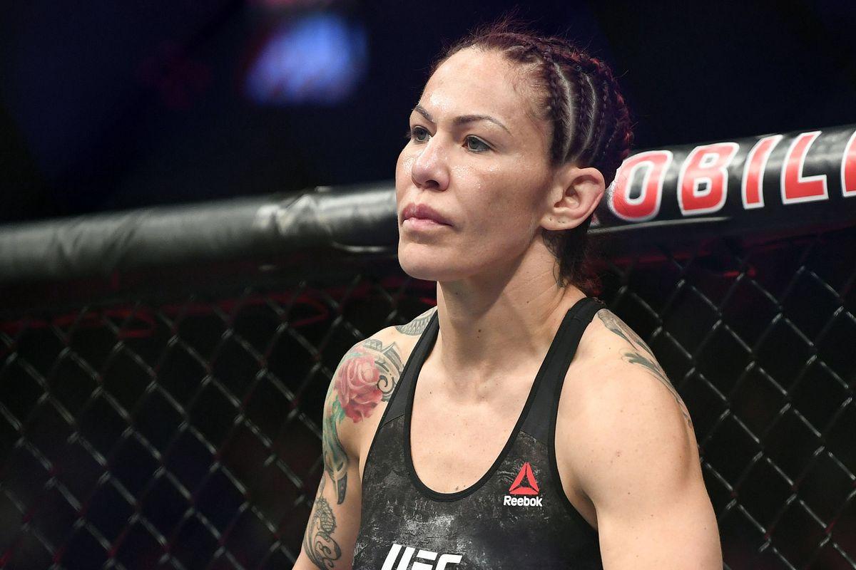 MMA: UFC 222-Cyborg vs Kunitskaya