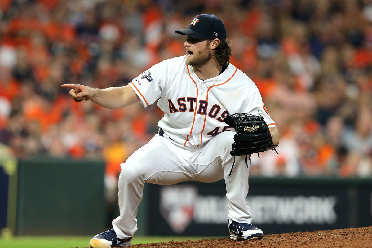 Divisional Series - Tampa Bay Rays v Houston Astros - Game Two