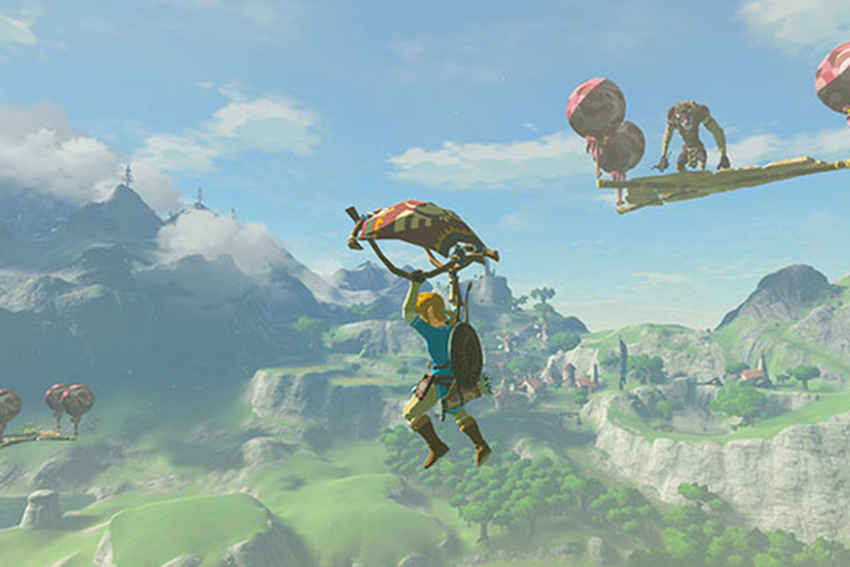 Image result for The Legend of Zelda: Breath of the Wild The Master Trials DLC - What You Need to Know