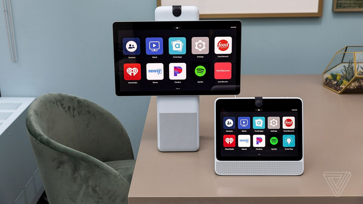 Facebook Portal Review Trust Fail The Verge Portal (also known as facebook portal) is a brand of smart displays and videophones developed in 2018 by facebook, inc. facebook portal review trust fail