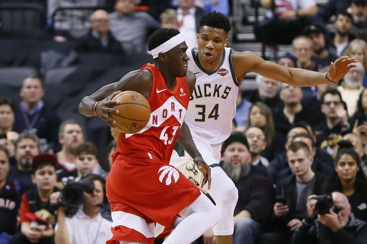 Five thoughts recap: Milwaukee Bucks 105, Toronto Raptors 92, Pascal Siakam, Giannis Antetokounmpo