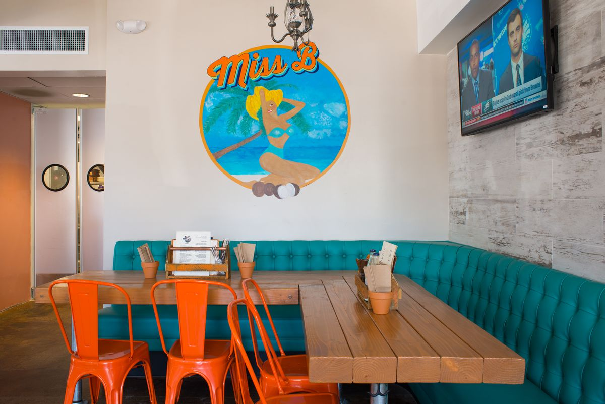 Island-Inspired Miss B's Coconut Club Lands in Mission Beach
