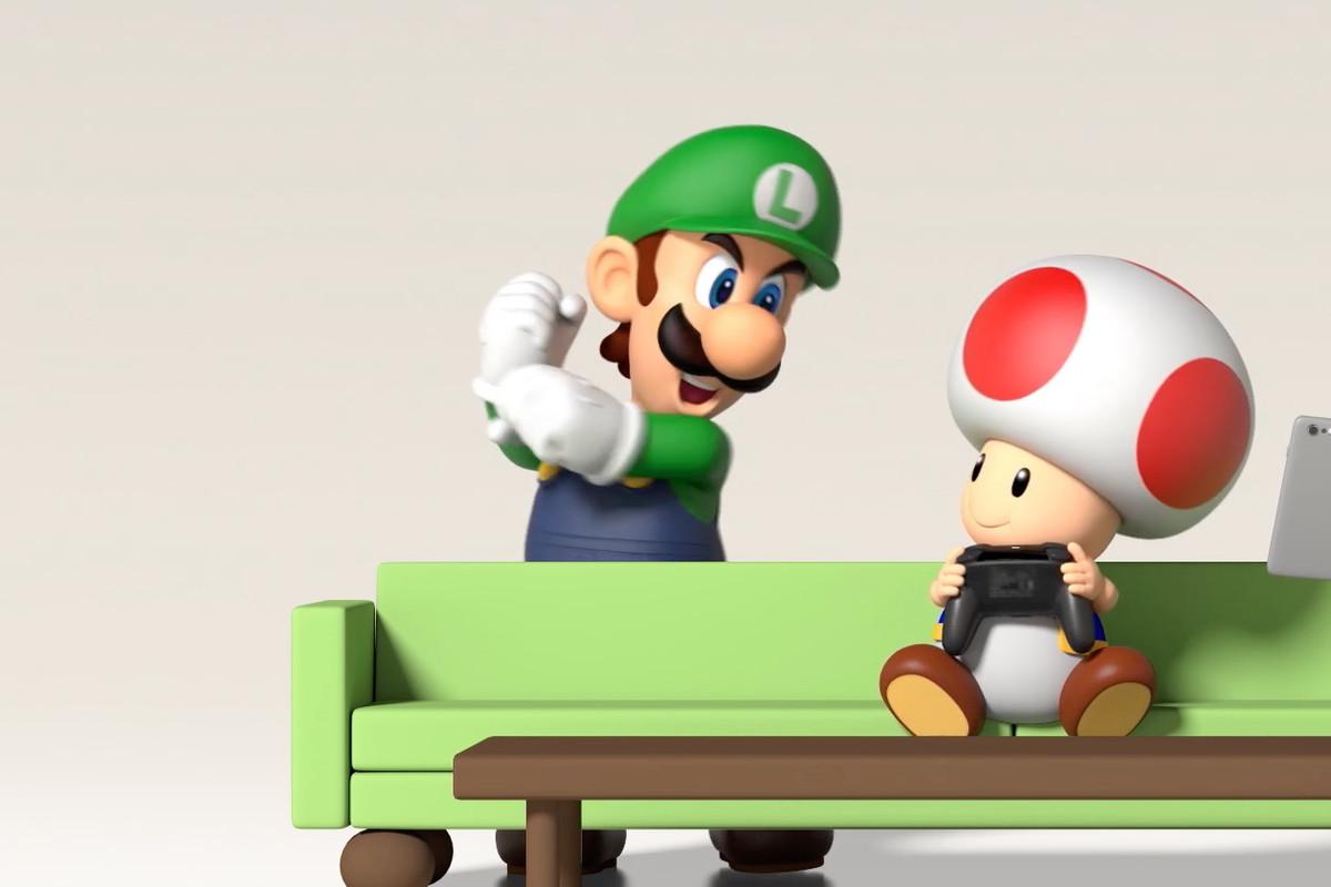 Smartphone App Nintendo Switch Online