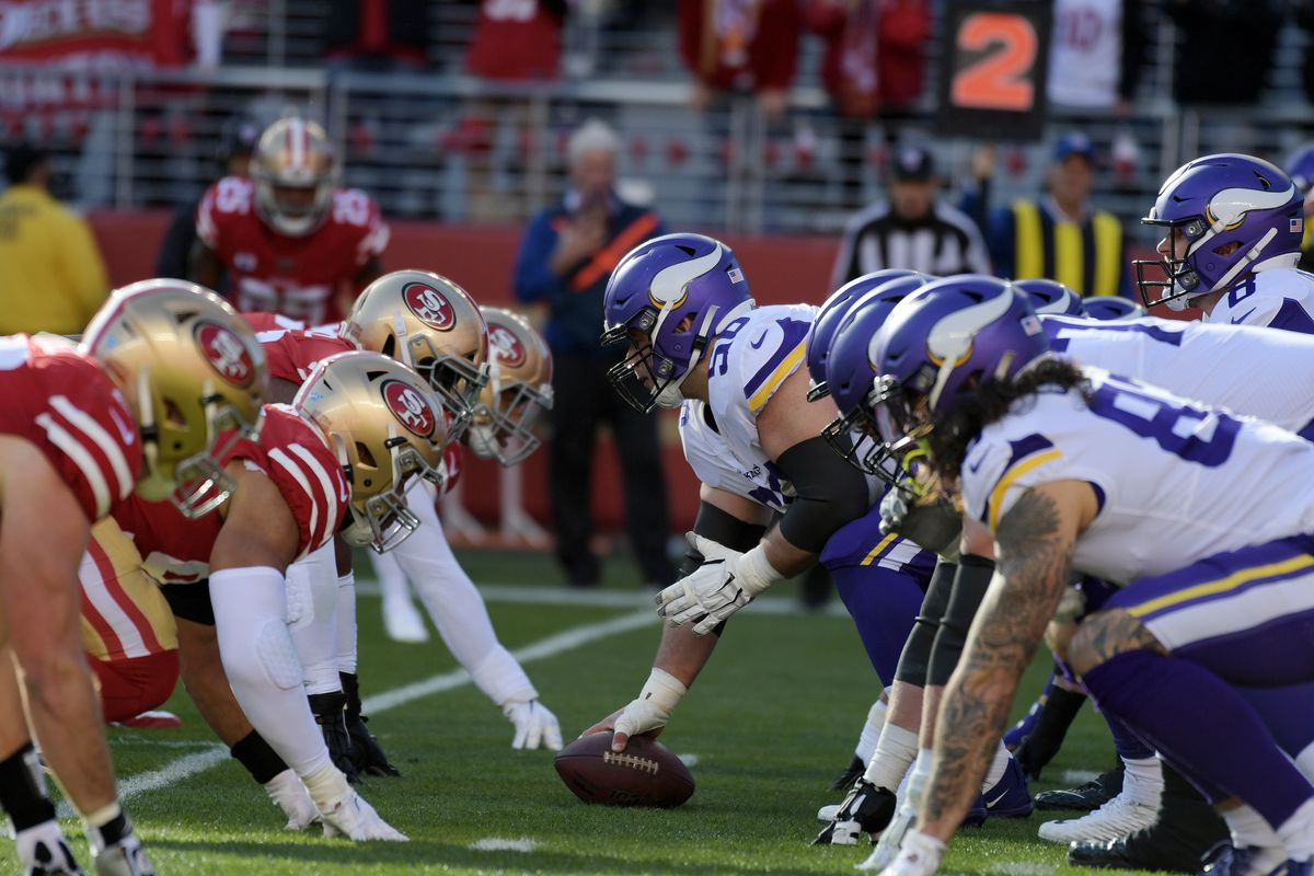NFL: NFC Divisional Round-Minnesota Vikings at San Francisco 49ers