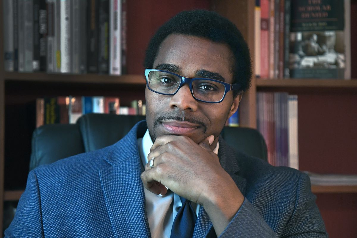 Researcher Rashawn Ray Has Studied Racial Disparities in Policing