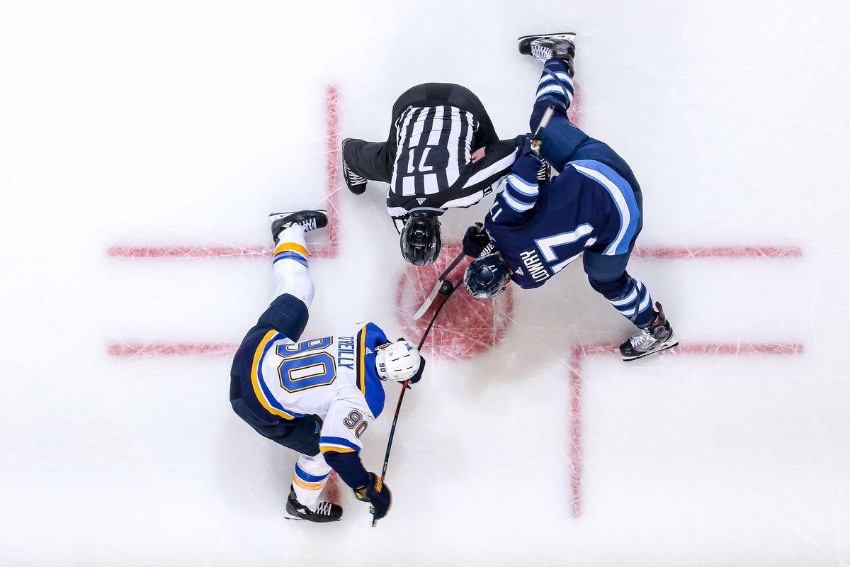 St. Louis Blues v Winnipeg Jets - Game Two
