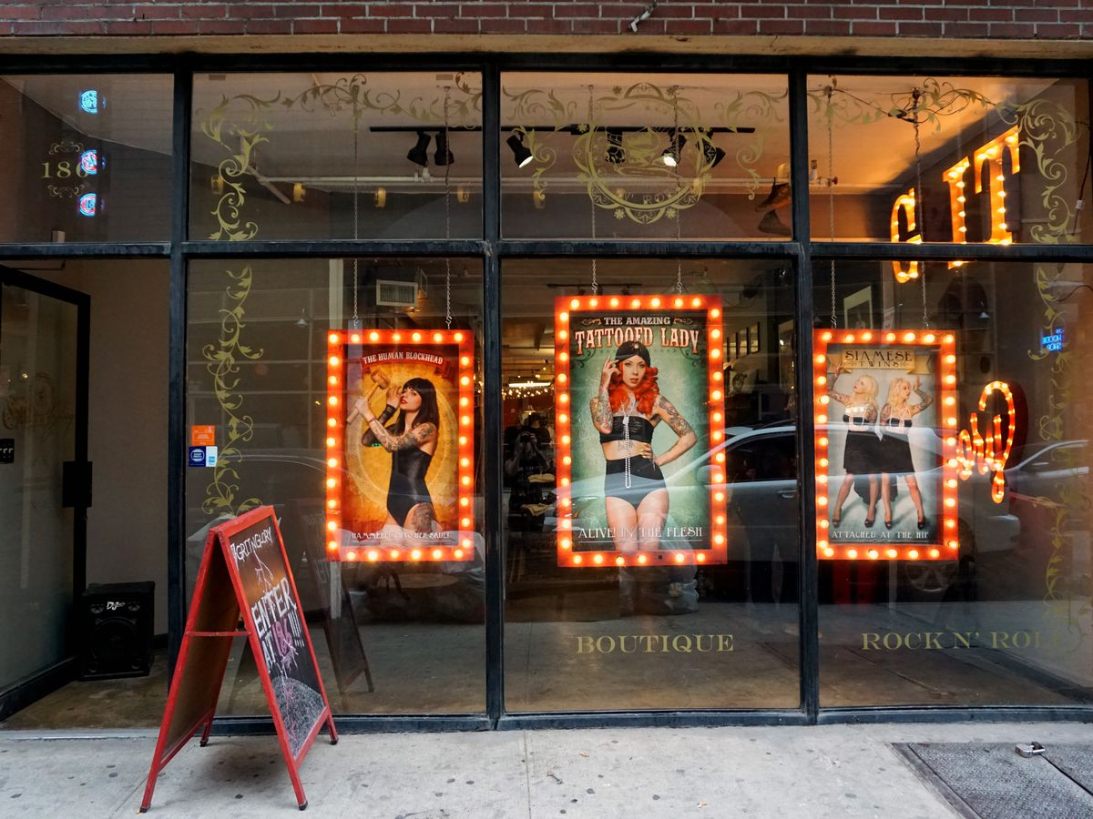 Where to Get Tattoos in Manhattan and Brooklyn - Racked NY