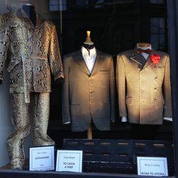 Ladies and gentlemen, <i>Zoolander</i>'s original snakeskin suit.
