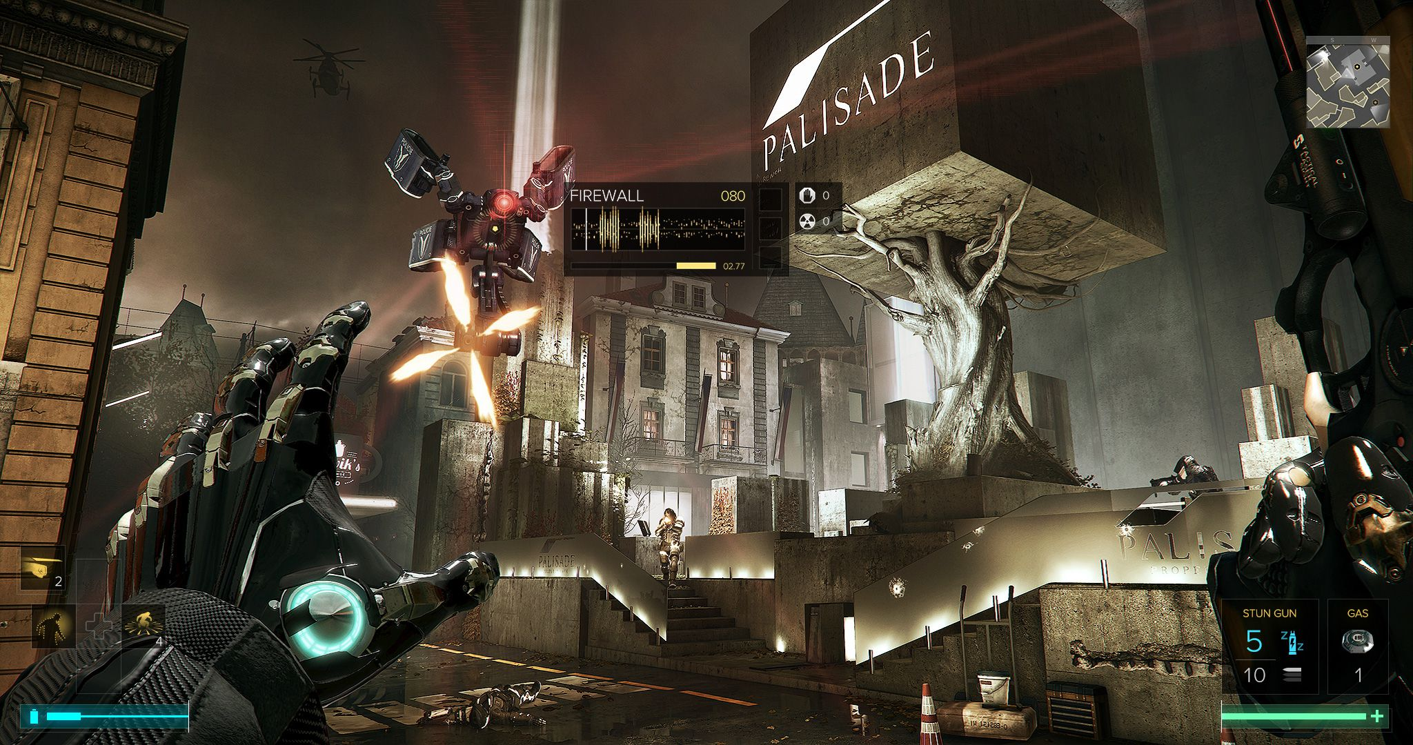 mankind divided review 5