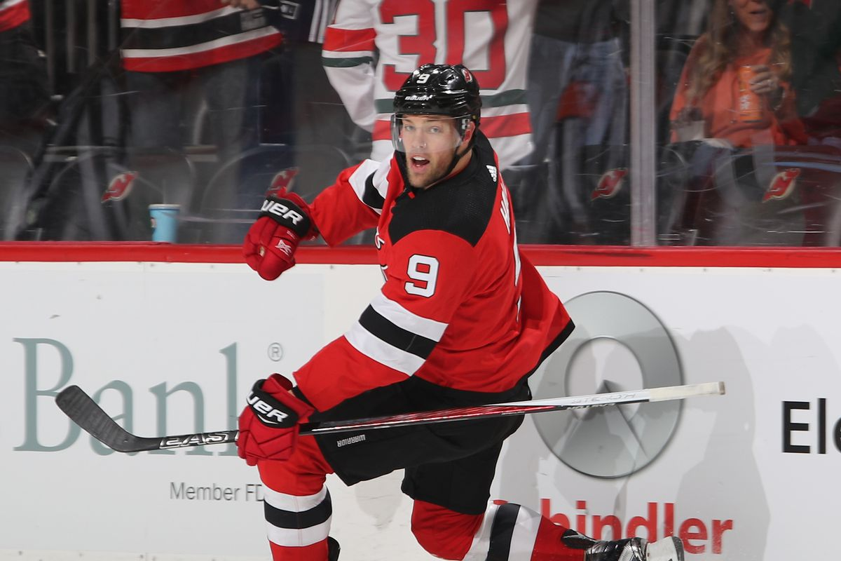 Taylor Hall Leads the Devils to an Emphatic 5-2 win Over the Ottawa  Senators - All About The Jersey f3573f8c8