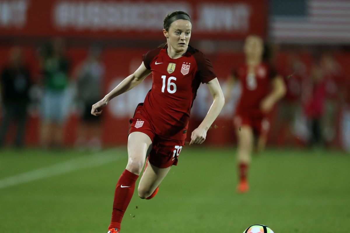 Rose Lavelle out 4-6 weeks with hamstring injury