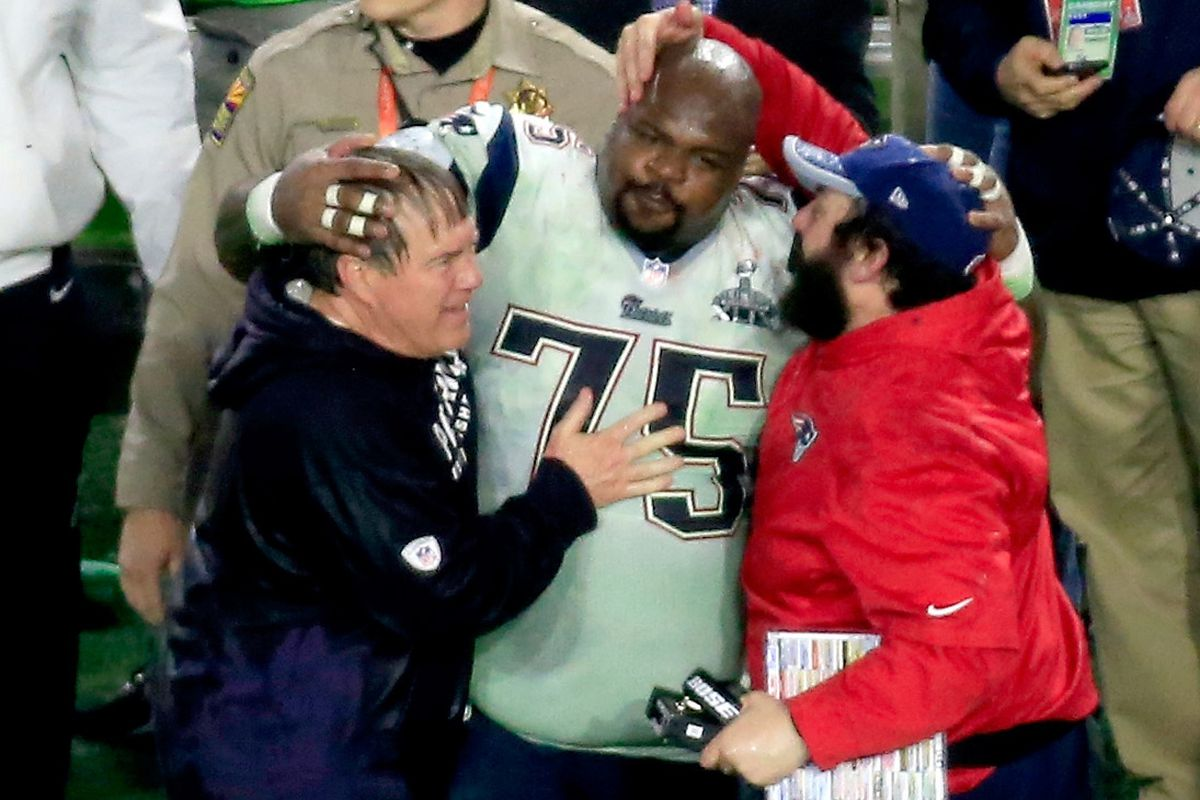 Patriots land potential Vince Wilfork replacement in