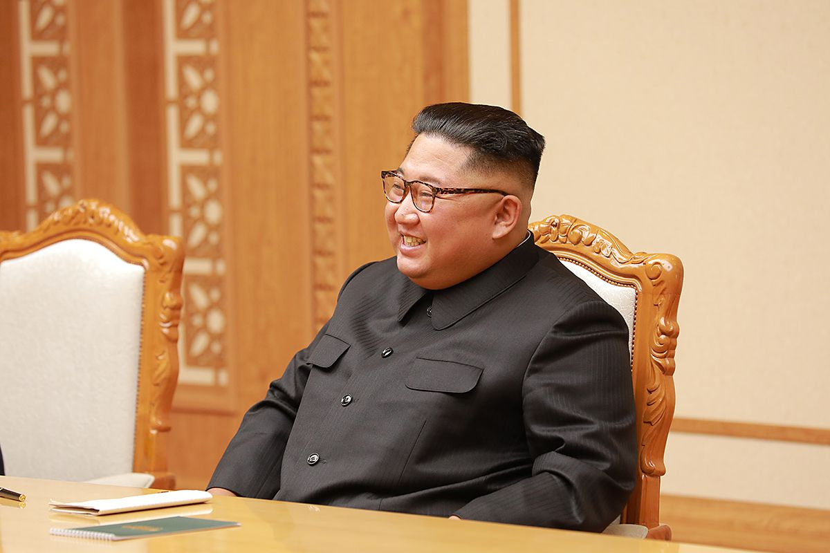 North Korean leader Kim Jong Un must be happy with the progress he made this week.