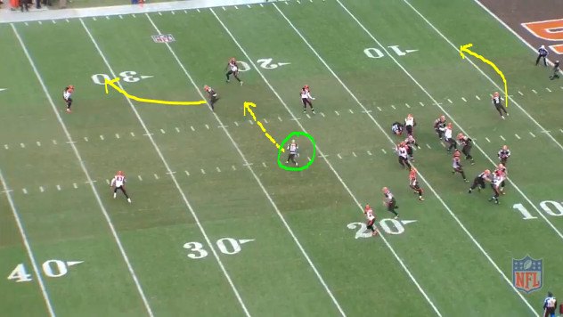 Week 15 Offense (14) - Running in to the Zone