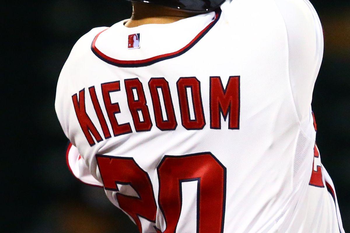 Kieboom goes the dynamite!