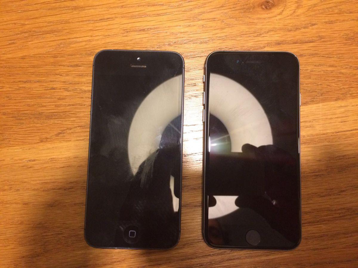 ONE MORE THING iphone 5se rumor leak