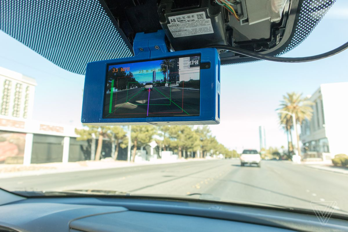 neodriven is a rearview mirror replacement that can make your car