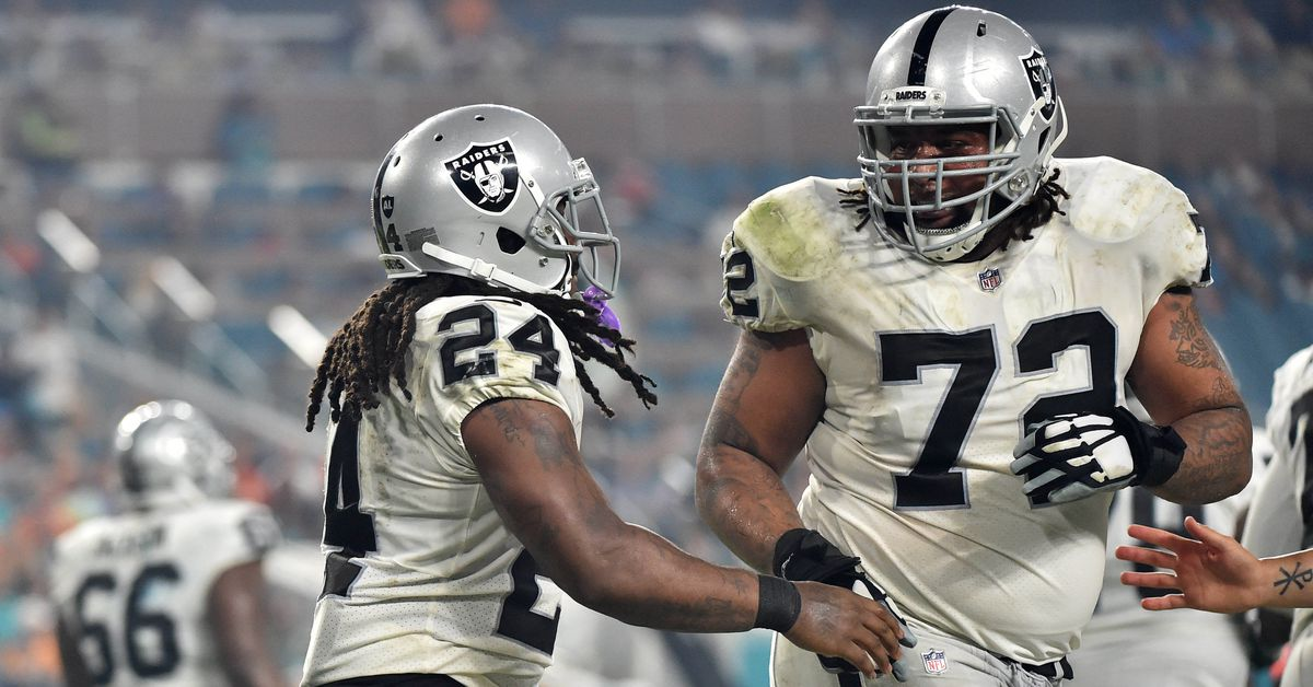 Say no more about Donald Penn not being a team guy