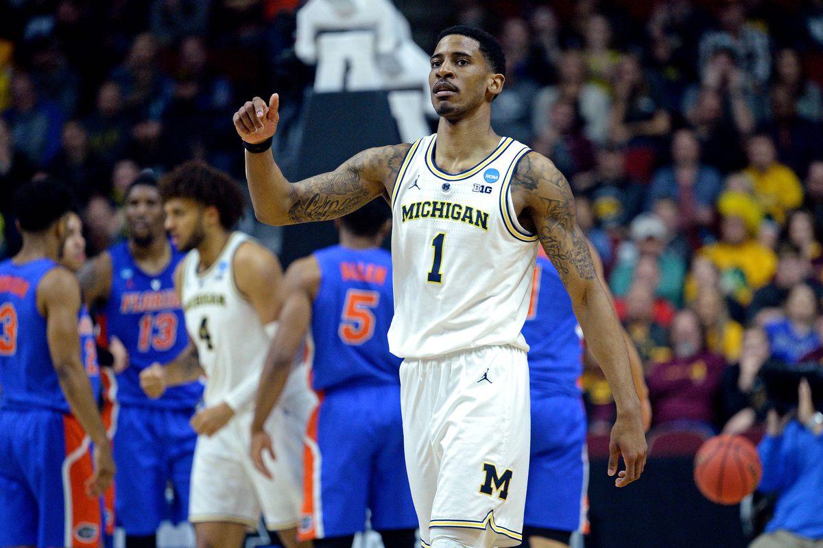 NCAA Basketball: NCAA Tournament-Second Round-Michigan vs Florida