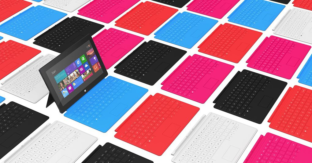 Microsoft reportedly working on $400 Surface tablets to compete with the iPad