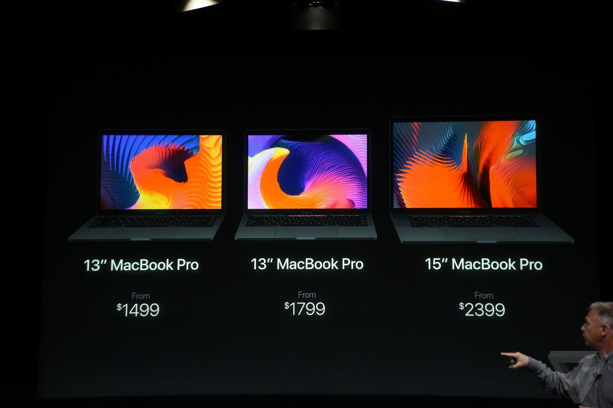 The 7 biggest announcements from Apple's MacBook event ...