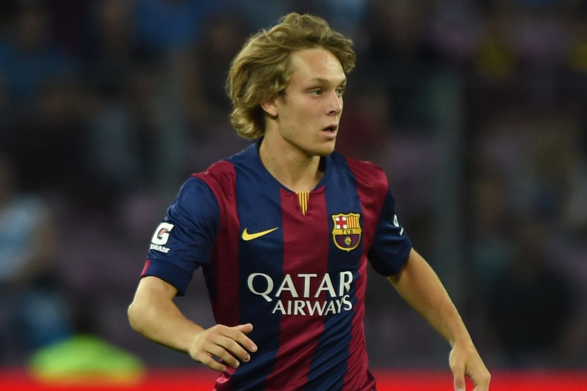 OFFICIAL: Barcelona sell Alen Halilovic to Hamburg, keep ...