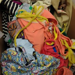 Bathing suits, $60