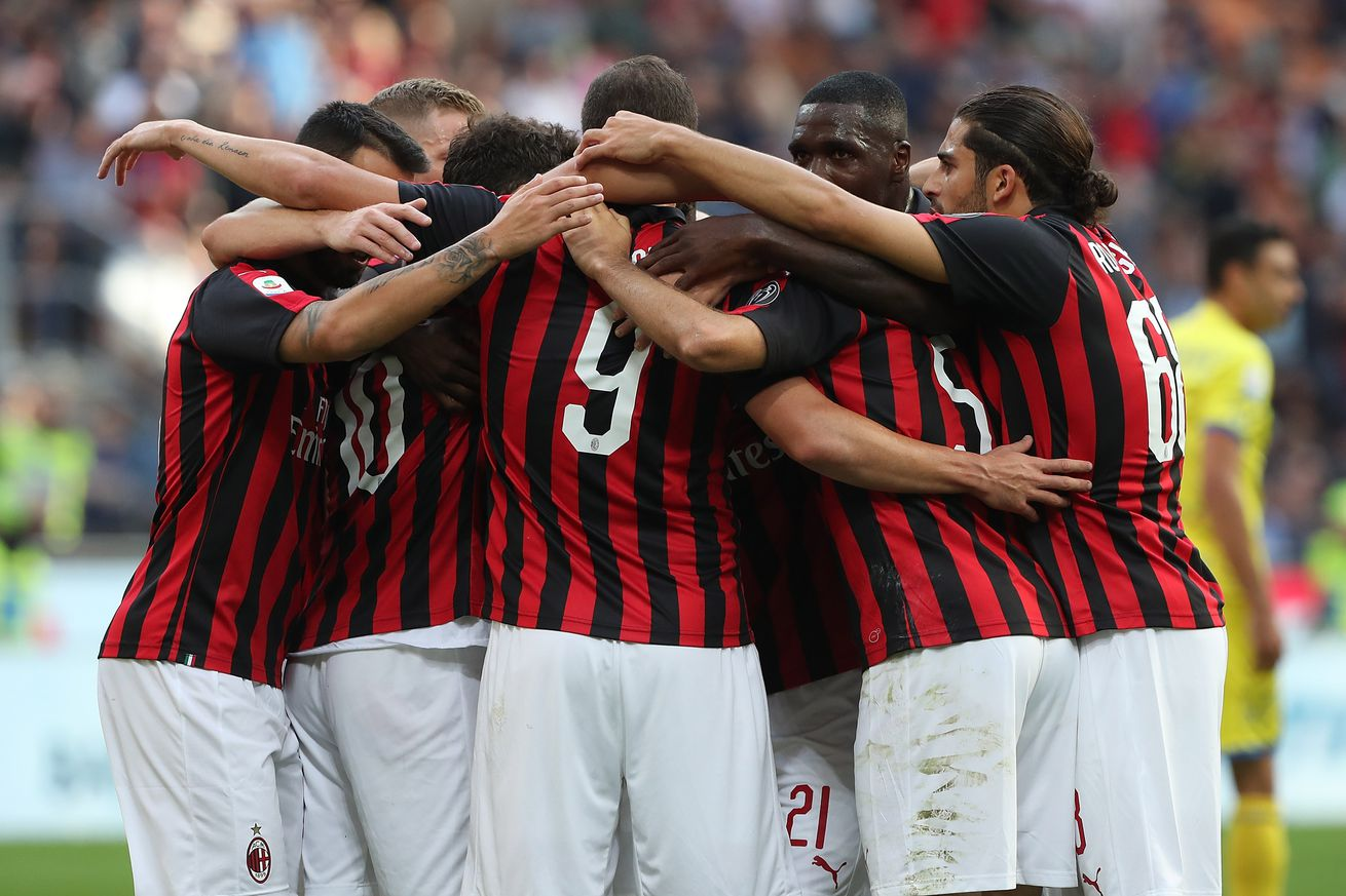Rossoneri on International Duty: AC Milan Get 11 Call Ups