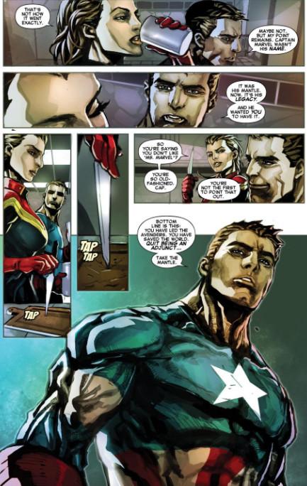 Goodbye To Captain America How Marvel Might Retire Steve Rogers Vox
